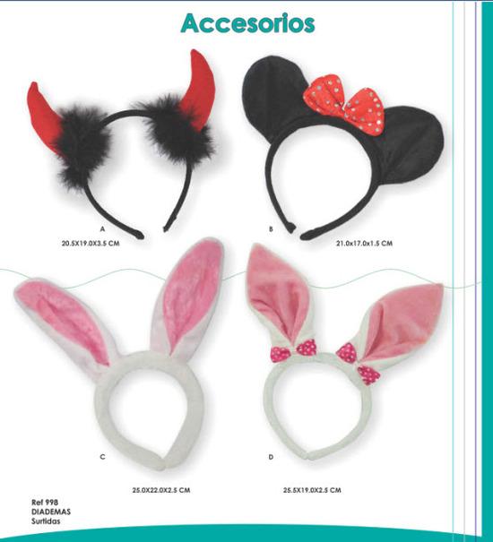 accesorios para disfraces 2012 de halloween