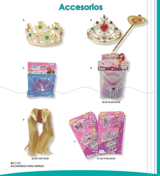accesorios para disfraces 2012