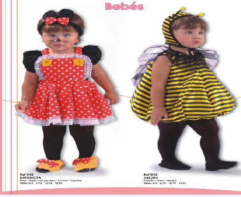 Disfraz De Muneca Disfraces Para Bebes Disfraces Para Bebes