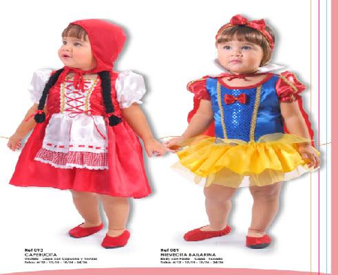 lindo disfraz para bebe de princesa
