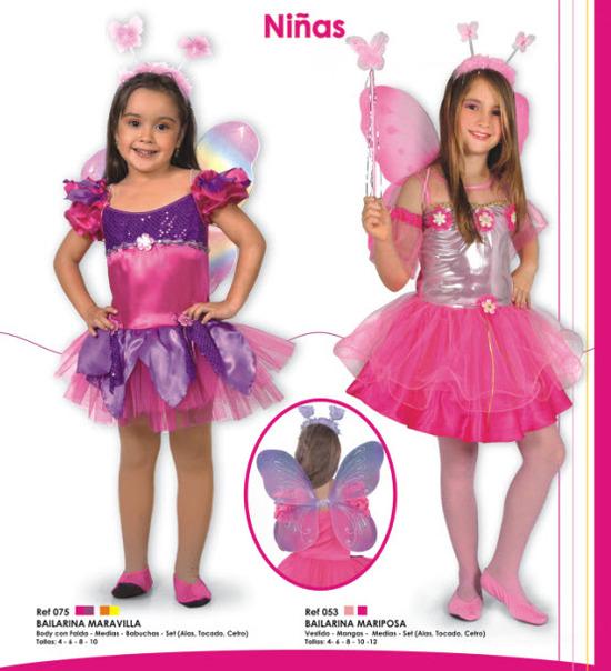 disfraz de bailarina para niñas