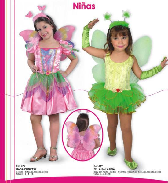 disfraces para niñas de bailarinas