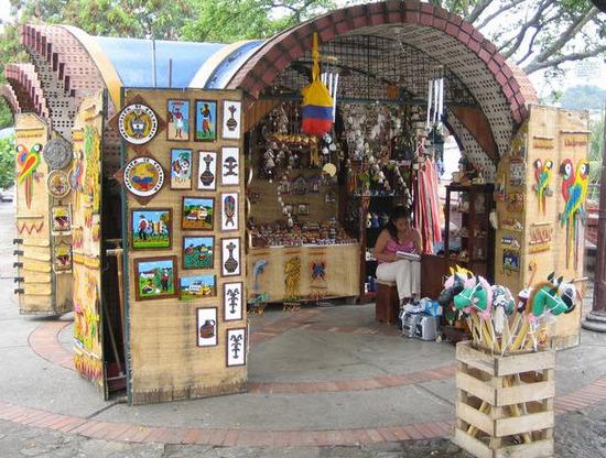 Loma de la cruz, sitios turístico de santiago de Cali para visitar en semana santa