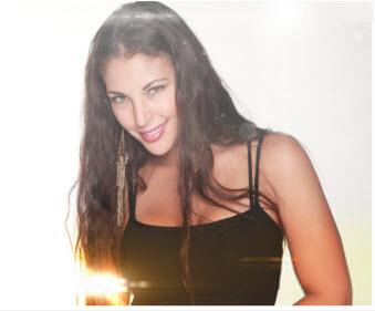 Ana Lucia Silva Participante Mundos Opuestos