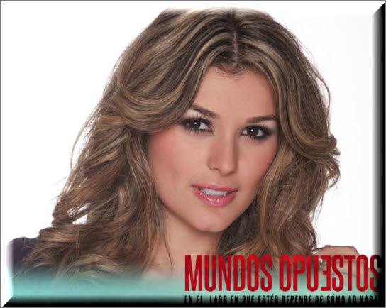Ana Maria Cordoba Participante Aventurera, Mundos Opuestos 2012