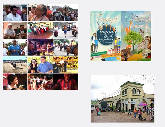 Celebraciones en Timana Huila