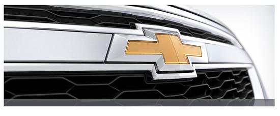 Chevrolet Cobalt parrilla delantera