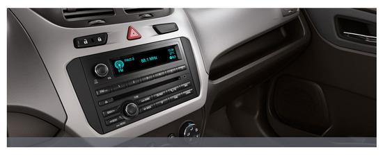 Chevrolet Cobalt, radio