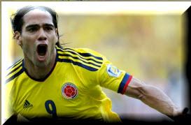 Colombia Derrotò a Paraguay en Las Eliminatorias Brasil 2014