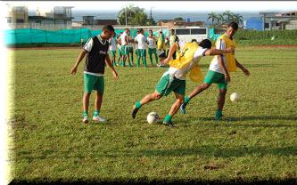 Copa Litoral Pacìfico en Buenaventura 2012
