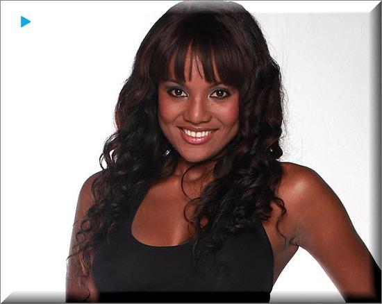 Diana Caicedo Participante Aventurera Mundos Opuestos