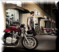 Honda CB11OO 2013