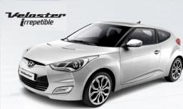 Nuevo Hyundai Veloster irrepetible