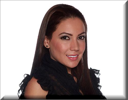 Isabel Cristina Gomez Participante Aventurera, Mundos Opuestos 2012