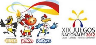Juegos Deportivos Nacionales 2012