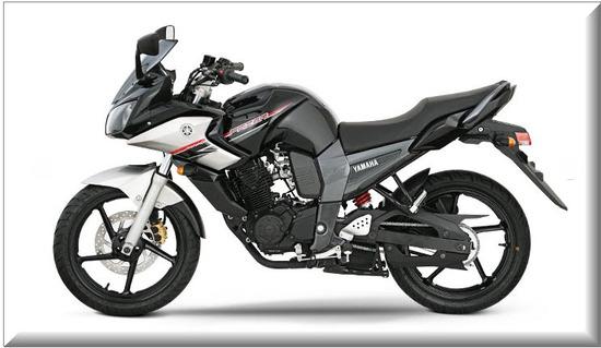 Yamaha Fazer 16 2013 ,color negro