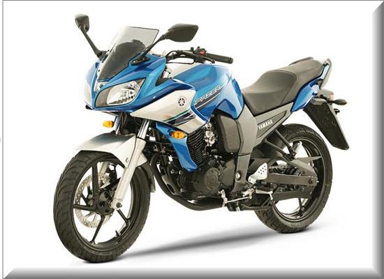 Yamaha Fazer 16 2013, diseno exterior