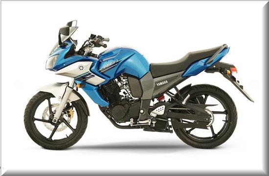 Yamaha Fazer 16 2013, vista lado izquierdo