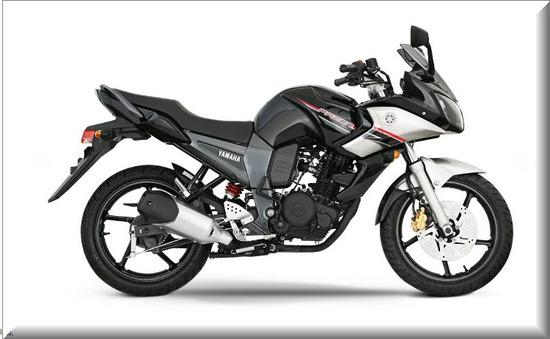 Yamaha Fazer 16 2013, vista lateral