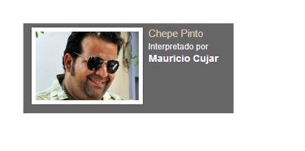 Chepe Pinto Interpretado por Mauricio Cujar Rafael Orozco El idolo