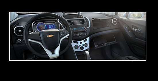 Chevrolet Tracker 2013, seguridad