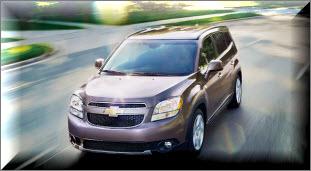 Nuevo Chevrolet Orlando 2013