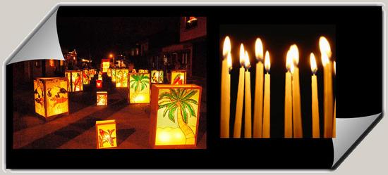 Dia de las Velitas 2012