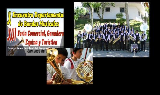 Encuentro Departamental de Bandas Musicales