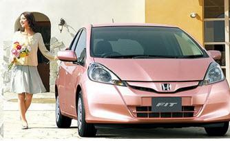 Lanzamiento Honda Fit She´s