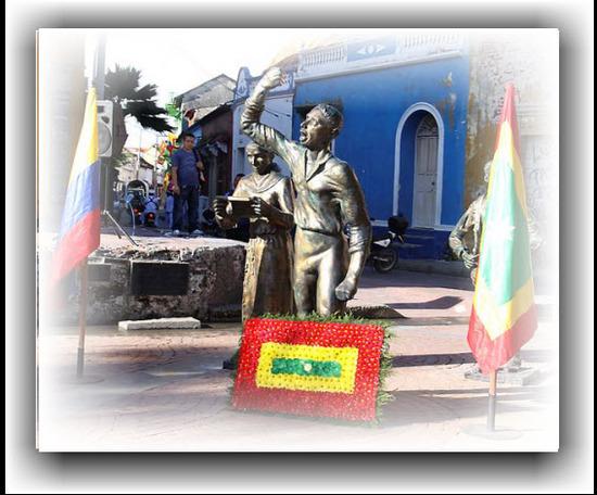 Independencia de Cartagena 2012