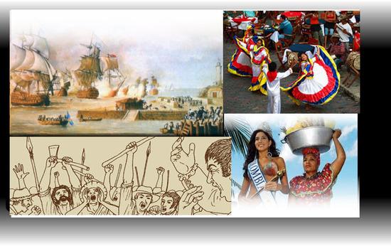 Independencia de Cartagena 2012, 11 de Noviembre de 1811