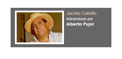 Jacinto Cabello Interpretado por Alberto PujoI personaje Rafael Orozco El idolo