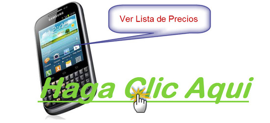 Samsung Galaxy Chat B5330