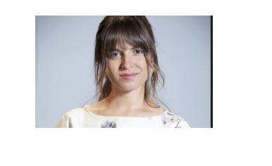 Luisa interpretdo por Camila Zarate personaje Rafael Orozco El idolo