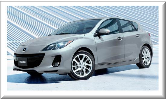 Mazda 3 All New Face Lift, vista lado izquierdo
