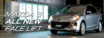 Mazda 3 All New Face Lift