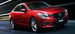 Nuevo Mazda 6 Takeri