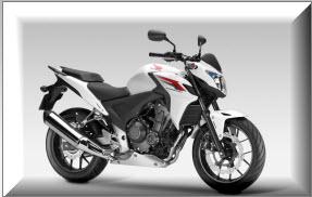Nueva Honda CB500F