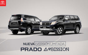 Nueva Toyota Prado Ambision
