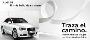 Nuevo Audi A5 Coupé