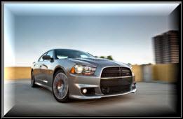 Nuevo Dodge Charger SRT8