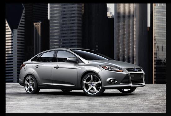 Nuevo Ford Focus diseno exterior