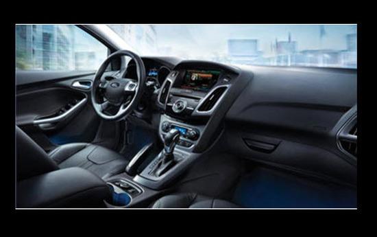 Nuevo Ford Focus diseno interior
