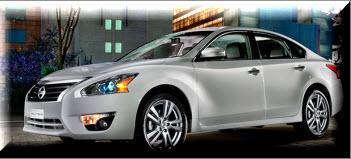 Nuevo Nissan Altima 2013