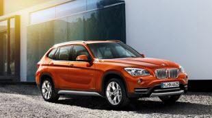 Nuevo BMW X1 2013