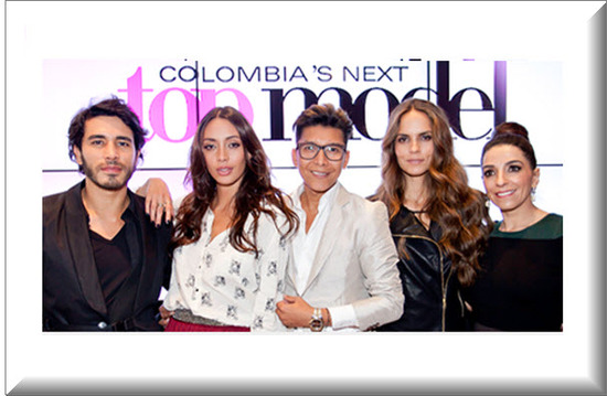 Colombia's Next Top Model Canal Caracol