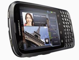 Nuevo celular Motorola Master