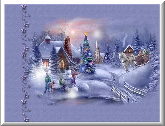Postales de Navidad 2012