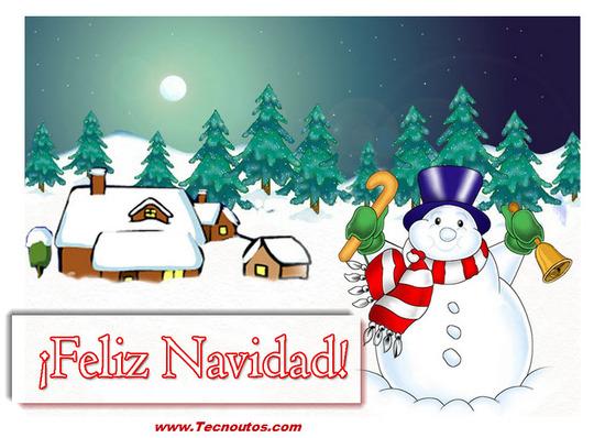 Postales de Navidad 2013 con Mensajes