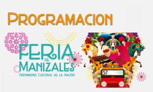Programación Oficial Feria de Manizales 2013